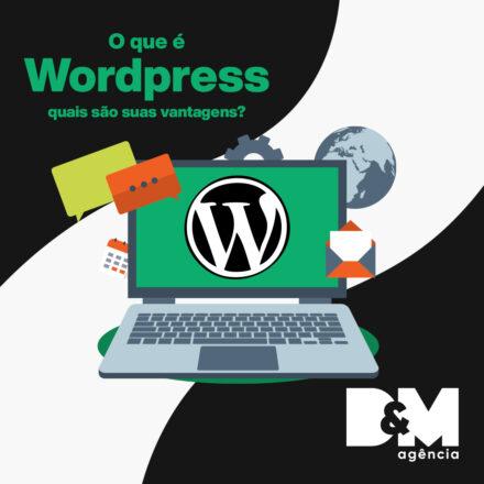 O que é WordPress e quais são suas vantagens