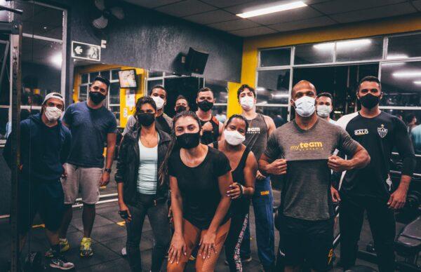 My Team Academia, mais uma marca criada pela D&M Agência que nos enche de orgulho e motivação